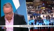 Automobile : le Salon de Genève, laboratoire des dernières innovations