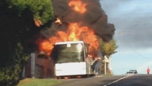 charente bus incendie