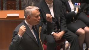 """Le 20 heures du 1 octobre 2013 : Ayrault : l'int�ation des Roms est """"possible"""" si les lois sont respect� - 384.91944415283206"""