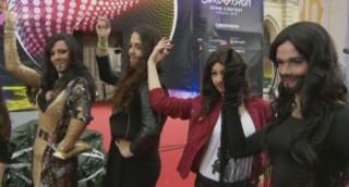 Concours de l'Eurovision : à Vienne, les sosies de Conchita Wurst sont de partout