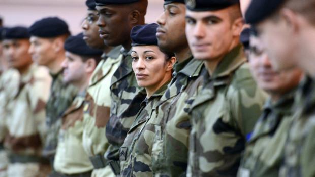 Militaires français armée