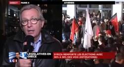 """Pierre Laurent : """"Un grand jour de joie pour le peuple grec"""""""
