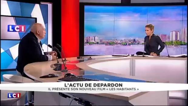 Raymon Depardon raconte comment il a fait la une de Paris Match à seulement 18 ans