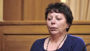 Sylvie Leclerc, le 21 mars 2016 aux assises de Nancy