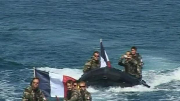 TF1/LCI Liban: soldats français
