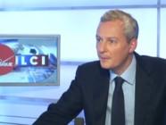 Bruno Le Maire croit en ses chances pour la présidence de l'UMP