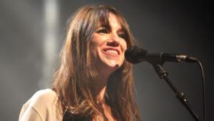 Charlotte Gainsbourg en concert à La Cigale à Paris le 16 juin 2010