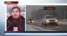 """Le 13 heures du 28 décembre 2014 : Neige en Savoie : """"La météo va s'améliorer dans l'après-midi"""" - 228.55"""