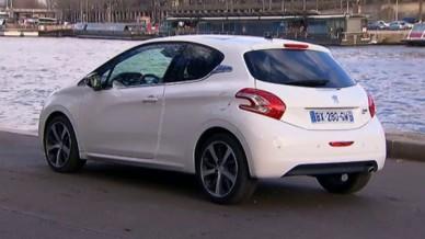 Peugeot 208 essai Automoto