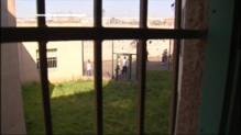 prison barreau