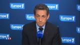 """Pour Sarkozy, Hollande """"n'a pas l'intention d'être chef"""""""
