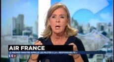 """Air France : les hommes politiques accusés de jeter """"de l'huile sur le feu"""""""