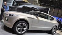 Aston Martin Lagonda Concept - De profil