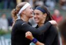 Caroline Garcia Kristina Mladenovic Roland-Garros tennis