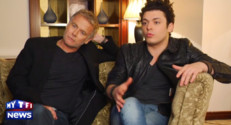 Kev Adams et Franck Dubosc - Interview TF1