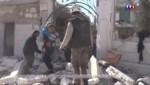 Syrie : Alep, un quotidien fait de morts et de bombardements