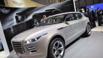 Aston Martin Lagonda Concept - 3/4 avant