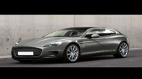 Aston Martin Rapide Bertone Concept 2013