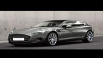 Aston Martin Rapide Bertone Concept 2013