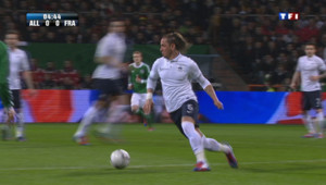 France Allemagne, le 29 février 2012