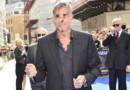George Clooney à l'avant première de A la poursuite de demain à Londres en mai 2015