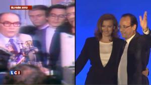 Hollande sur les traces de Mitterrand