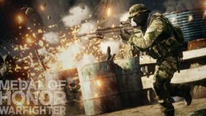 """Le jeu vidéo """"Medal of Honor Warfighter"""" sort le 25 octobre 2012 en France."""