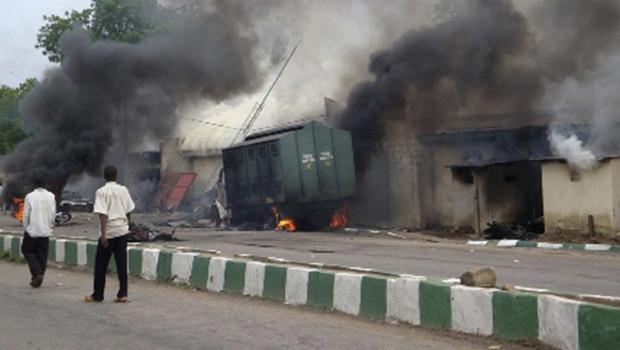 nigeria affrontements boko haram secte islamiste