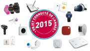 objet connecté de l'année 2015