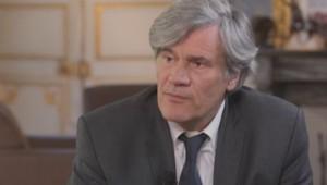 Stéphane Le Foll dans l'émission Bureau politique, le 13/06/15.