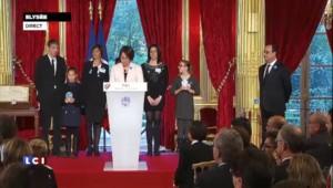 Commémorations du 11 novembre: un mémorial virtuel inauguré par François Hollande