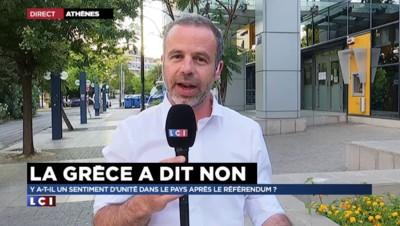 """Crise de la Grèce : """"l'état de grâce"""" de Tsipras mis à mal par la presse locale"""