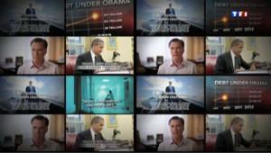 Elections USA 2012 : la guerre des campagnes publicitaires négatives