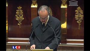Frédéric Mitterrand défend Hadopi en parlant de son expérience