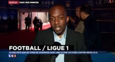 Le PSG, officiellement sacré, fête son titre avec ses supporters
