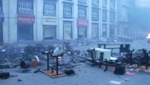Les violences à Lhassa au Tibet