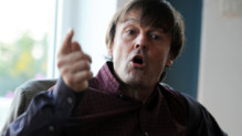 Nicolas Hulot, le 20/2/14