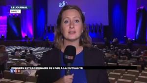 "UDI : ""Jean-Christophe Lagarde va tenter de rassembler"""