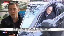 UEFA : ce qu'il peut se passer si la suspension de Michel Platini n'est pas levée