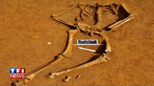 Waterloo : un squelette de soldat mis au jour 200 ans plus tard