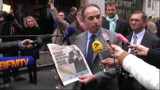 Le camp Sarkozy critique certains médias