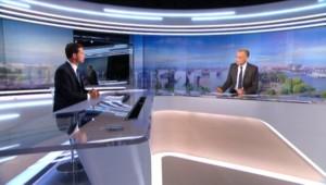 """Intempéries dans l'Est : Valls adresse """"un message de solidarité"""" aux concitoyens"""