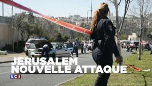 Jérusalem : un attentat à la voiture bélier fait 5 blessés
