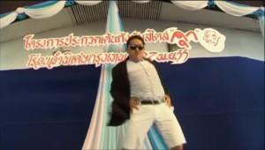 Le gangnam style, un anti-stress dans les prisons thaïalandaises