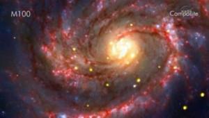 Le plus jeune trou noir