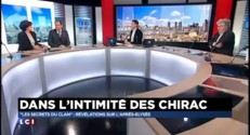 """Quand Bernadette Chirac et sa fille ont mis """"genou à terre"""" devant Sarkozy"""