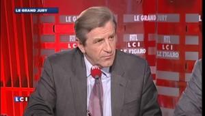 """Sapin : """"C'est l'argent - de la fraude fiscale - rapatrié en France, qui servira à baisser l'impôt"""""""