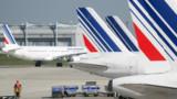Air France: dernier jour de grève, près d'un tiers des vols annulés