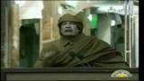 Mouammar Kadhafi, un provocateur