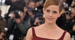 Emma Watson à Cannes lors du photo-call du film The Bling Ring de Sofia Coppola le 16 mai 2013